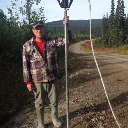 Bill McIntyre, Owner/Operator, Hometown Drillers | Smithers, BC
